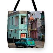 Havana 36 Tote Bag