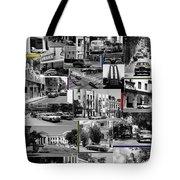 Havana Montage 3 Tote Bag