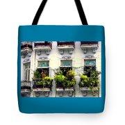 Havana Windows Tote Bag