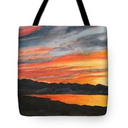 Havasu Sunset Tote Bag