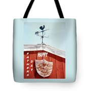 Country Fathers Day  Tote Bag