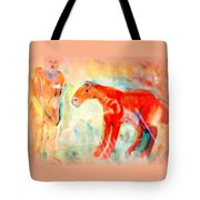 You Could Always Have A Ride After All It Is Your Birthday  Tote Bag