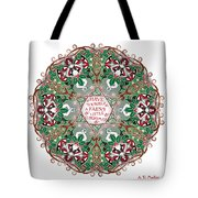 Have Yourself A Faery Little Christmas Tote Bag