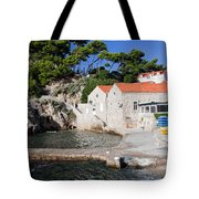 Haven In Dubrovnik Tote Bag