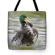 Having A Moment Tote Bag