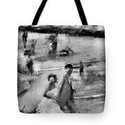Hawaii Beach Wedding Tote Bag