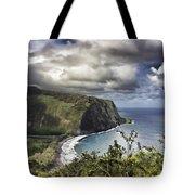 Hawaii Coastline Kauai  Tote Bag