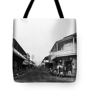 Hawaii: Honolulu, C1875 Tote Bag