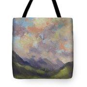Hawaii Sunrise Tote Bag