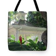 Hawaiian Gazebo Tote Bag