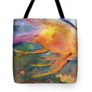 Hawaiian Longfish Tote Bag