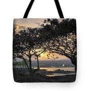 Hawaiian Nights Tote Bag