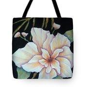Hawaiian Pua Tote Bag