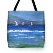 Hawaiian Sail Tote Bag