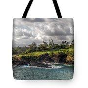 Hawaiian Shores Tote Bag