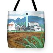 Hawaiian Sugar Mill Tote Bag