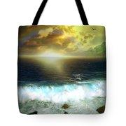 Hawaiian Landscape 12 Tote Bag