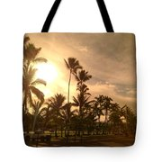 Hawaiian Landscape 7 Tote Bag