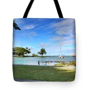 Hawaiian Landscape 6 Tote Bag