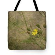Hawksbeard Tote Bag