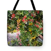 Hawthorn Berry Tote Bag