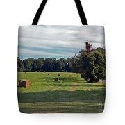 Hay Crop Tote Bag