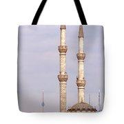 Haydarpasa Protokol Cami Mosque 01 Tote Bag