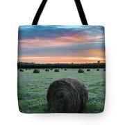 Hayfield Sunrise 3d21735 Tote Bag