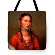 Hayne Hudjihini . Eagle Of Delight Oto Tote Bag