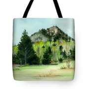 Haystack Mountain Castle Hill Me Tote Bag