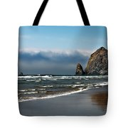 Haystack Tote Bag by Robert Bales