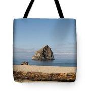 Haystack Rock 2 - Pacific City Oregon Coast Tote Bag