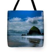 Haystack Rock Iv Tote Bag