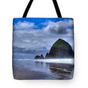Haystack Rock Iva Tote Bag