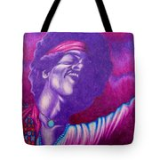 Haze Tote Bag by Michael  TMAD Finney