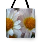 Hazy Day Daisies  Tote Bag