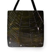 Hazy Web Tote Bag