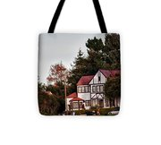 hd 374 hdr - Depot Hill 1 Tote Bag