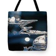 Hdr Hood Ornament Tote Bag