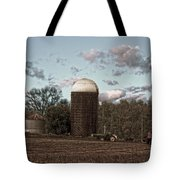 Hdr Image The Farmers Silo Tote Bag