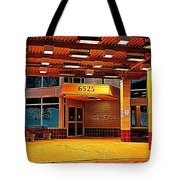 Hdr Medical Building Tote Bag