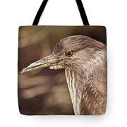 He Blinked First. Tote Bag