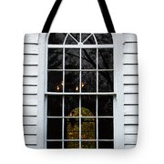He Hears Our Prayers On Both Sides Of The Window Tote Bag