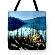He Leads Me Beside Still Waters Tote Bag