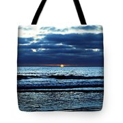 He Shall Be Great To The Ends Of The Earth Tote Bag
