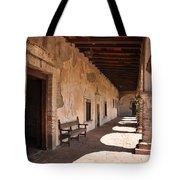 He Shall Rise Again, Mission San Juan Capistrano, California Tote Bag