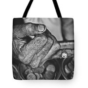 He Sold Coins And This Ring Tote Bag