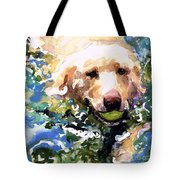 Head Above Water Tote Bag