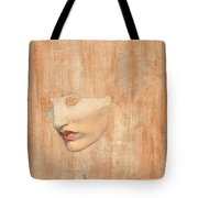 Head Of Proserpine Tote Bag