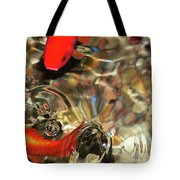 Head Or Tails Tote Bag